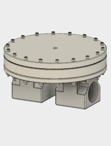 Bild von Stepfile für BD16 Vordruckregler - Aluminium