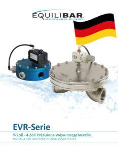 Equilibar EVR-Serie produktbroschüre (Deutsch)