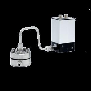 Equilibar mit DRP70 für hervorragende elektronische Druckkontrolle