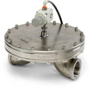 EVR-Serie Equilibar Vakuumregler