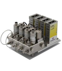 ERC Mehrkanalige elektronische Druckregelung