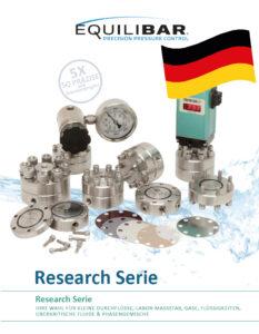 Forschungsreihenbroschüre (DE)