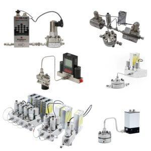 Elektronische Druckregelung von PCS